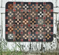 It could be the most-made quilt block ever: the humble Nine Patch. Nine Patch quilts can be simple or spectacular—a testament to the block's versatility. Take a look at all the different ways you can play.