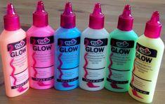 Glow in the Dark Party Ideas for Teenagers | Summer Scraps: Glow in the Dark Halloween Trick or Treat Bag