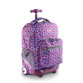 Found it at Wayfair - Sunrise Rolling Backpack