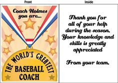 Thank You Card! Available in 2', 3', and 4' sizes. FREE SHIPPING!