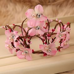 """Wedding/Banquet Jewelrise WSZ-555 $19.48, Click photo to know how to buy / Skpe """" lanshowcase """" for discount, follow board for more inspiration"""