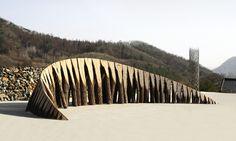 oak installation korea