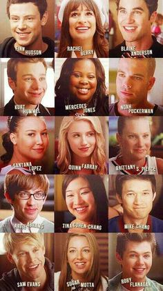 This is Glee.