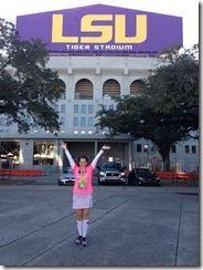 2013 Louisiana Half Marathon Recap - Baton Rouge, LA
