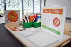 Get Ready to Celebrate INTERNATIONAL DOT DAY | Carle Museum