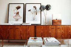 design attractor: Fantastic Swedish Apartment