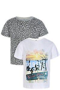 2 PACK T-SHIRTS Crop Tops, T Shirt, Women, Fashion, Supreme T Shirt, Moda, Tee Shirt, Fashion Styles, Fashion Illustrations