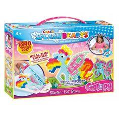 CRAZE Splash Beadys kezdő csomag - GALUPY PÓNI Lego Technic, Lego Duplo, Boombox, Karaoke, Twin Towers, Alphabet, Starter Set, Lunch Box, Baby & Toddler