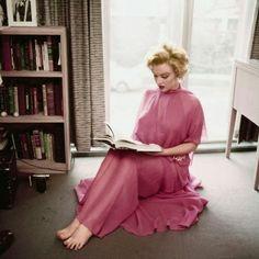 Marilyn by Philippe Halsman, 1952.