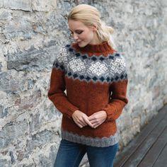 Nordic Pullover, Nordic Sweater, Rowan Knitting, Fair Isle Knitting, Drops Kid Silk, Madeline Tosh, Swatch, Free Pattern Download, Crochet Magazine