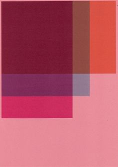 British Richard Caldicott (1962). painter but best known for his photographs—abstract compositions of colors & geometric forms made from precise arrangements of Tupperware & other kitchen implements. His photographs have been compared to the Color Field paintings of the Abstract Expressionists Mark Rothko and Barnett Newman.