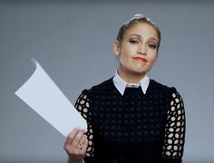 Der etwas andere Screentest von Jennifer Lopez | JLo rezitiert Sir Mix-A-Lots 'Baby Got Back'