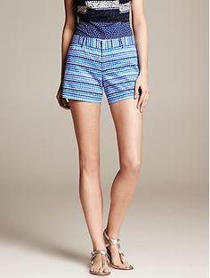 Marimekko Collection Rasymatto Hampton Short - Shorts ~ Nice hues in this polka dot short.