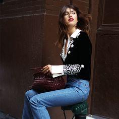 Read top tips from Parisian It Girl Jeanne Damas.