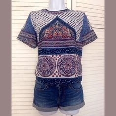 Selling this Topshop Top in my Poshmark closet! My username is: summerlove77. #shopmycloset #poshmark #fashion #shopping #style #forsale #Topshop #Tops