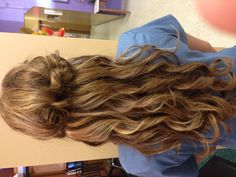 Prom hair by Alysha