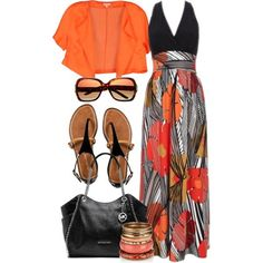 Stylish Eve Outfits Summer maxi dress trends has plenty of color, style, and hot designs to help you end the summer with a bang. Stylish Eve Outfits, Cute Outfits, Fashion Outfits, Fashion Tips, Fashion Design, Fashion Trends, Races Fashion, Dress Fashion, Fashion Moda