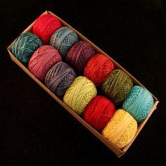 Spring_Summer Valdani pearl cotton collection