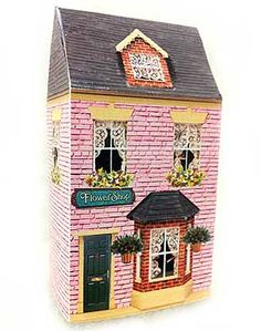 99 Best Paper Dollhouses, other paper crafts images in 2017