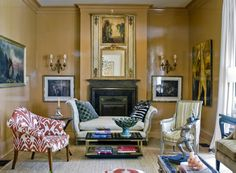 Melissa Miles Rufty, MMR, based in New Orleans and featured in Architectural Digest (January 2013): 76.