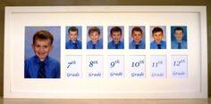 school photo frames - Google Search