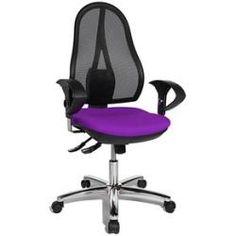 Bürostuhl Schreibtischstuhl Drehstuhl Bürosessel Topstar Point 70 blau B-Ware