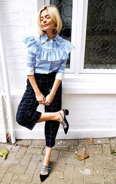 This Blogger Always Finds the Best Stuff at Topshop via @WhoWhatWear