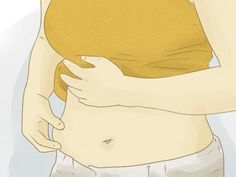 How to Get a Flatter Stomach in a Week. You've got a big event, a bloated stomach, and just one week to get that belly as flat as you can. Getting a flat stomach in just a week is an ambitious goal, but if you stick to a strict plan, you. Remove Belly Fat, Lower Belly Fat, Stubborn Belly Fat, Burn Belly Fat, Lose Belly, Lose Fat, How To Lose Weight Fast, Weight Gain, Flatter Stomach