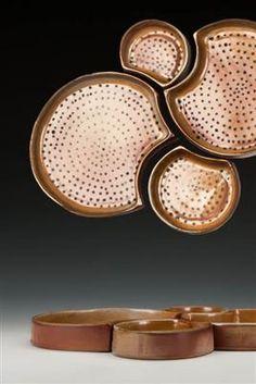 Cathi Jefferson, set of trays