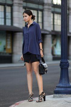 Fake Leather / Nothing but poise //  #Fashion, #FashionBlog, #FashionBlogger, #Ootd, #OutfitOfTheDay, #Style