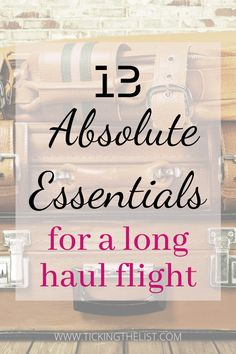 Have A Good Flight, Travel Essentials, Travel Tips, Ultimate Packing List, Best Luggage, Long Flights, Vacation Packing, Long Haul, Travel Abroad