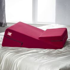 Liberator 11361101 24 inch Wedge and Ramp Positioning Pillow Combo for sale online Back Support Pillow, Support Pillows, Liberator Wedge, Bed Wedge Pillow, Playroom Furniture, Foam Pillows, Red Rooms, Pillow Set, Bean Bag Chair