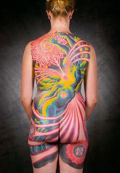 by Adrian Lee @ Analog Tattoo Top Tattoos, Life Tattoos, Black Tattoos, Body Art Tattoos, Sleeve Tattoos, Kent Tattoo, Adrian Lee, Convention Tattoo, Seattle Tattoo