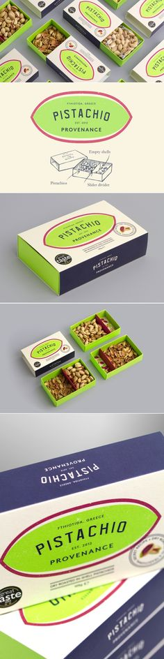 Pistachio Provenance — The Dieline | Packaging & Branding Design & Innovation News