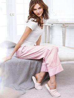 The Tee-jama #VictoriasSecret http://www.victoriassecret.com/sleepwear/pajamas/the-tee-jama?ProductID=88288=OLS?cm_mmc=pinterest-_-product-_-x-_-x