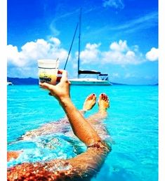 Feeling pretty good today! #luxury #gourmet #bviheaven #neckerisland #bvi #bvis #travel #britishvirginisland #britishvirginislands #boating #boatcharter #yachts #tachtcharter #sailing #sailboat #sailboatcharters