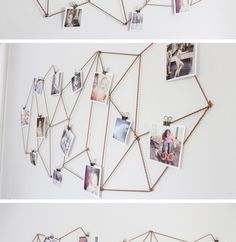 Geometric Instagram Wall Art by The Caldwell Project | Cool Mom Picks