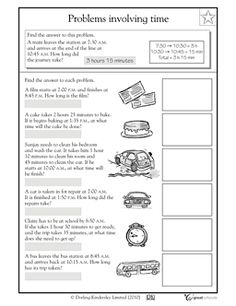 Printables Life Skills Math Worksheets life skills entertaining worksheet recipes to teach kids a this math presents your child with word problems about time involving the four operations
