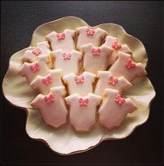 #babyshower #baby #cookie #girl