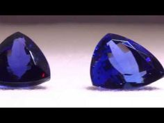 "Tanzanite is getting plenty of attention from jewellers as a ""rising star"" among colored gems"