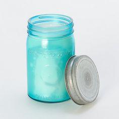 Mason Jar Candle, Tide & Sea Salt