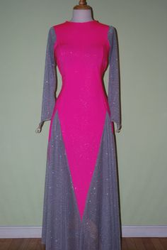 Handmade  Ballroom gown by Sheludesigns on Etsy, $400.00