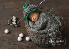 newborn photography, golf newborn portraits, chicagonewborn, sobenstudios, chicagonewbornphoto5