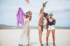 60+ Epic Photos From Burning Man 2017 That Prove It's The Craziest Festival In The World