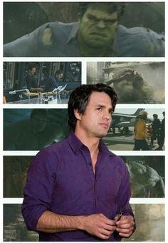 Mark Ruffalo is the best Bruce Banner/Hulk ever!!!!!!!!!