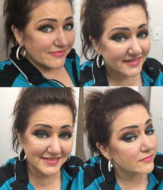 Avon Eyeshadow, How To Apply Eyeshadow, Liquid Eyeshadow, How To Apply Makeup, Turquoise Eyeshadow, Tattoo Station, Velvet Lipstick, Brow Pomade, Brows On Fleek
