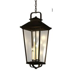 Allen Roth Parsons Field 27 In H Black Outdoor Wall Light For Our