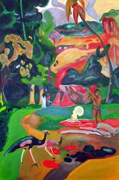 Matamoe | Paul Gauguin