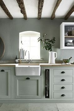 January Moodboard : Sage Green | KITCHEN Design + Decor | Pinterest on sage green kitchens colors scheme, sage green colored cabinets, sage kitchen backsplash, sage green backsplash, sage and white kitchen cabinets, sage kitchen dark cabinet, cream and green kitchen, sage colored walls in kitchen, sage green kitchen walls, sage colored kitchen cabinets, sage color with gray kitchen cabinets, sage green kitchen design, sage tint walls kitchen, sage best color for kitchen, sage design kitchen with color, sage green rugs for kitchen,