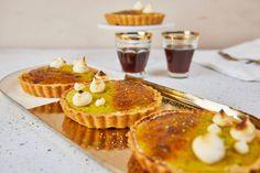 Matcha, Tart, Panna Cotta, Cheesecake, Ethnic Recipes, Street, Food, Kitchen, Dulce De Leche